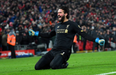 Premier League Top Five, Round 23: Alisson and Van Dijk the difference for Liverpool