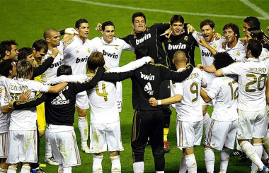 Mourinho's Madrid reach 100 points - La Liga in 2011/12