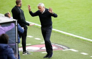 Mourinho is the Premier League's negative friend