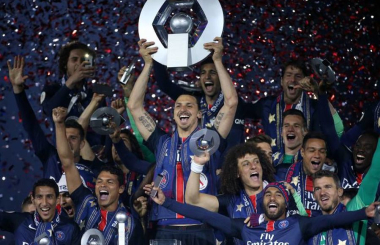 Ligue 1 2015-16: PSG steamroll opposition to claim fourth title in a row