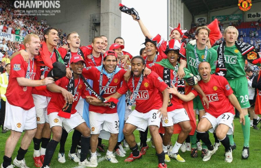 Premier League 2007-08: Manchester United hold off Chelsea in a race down to the wire