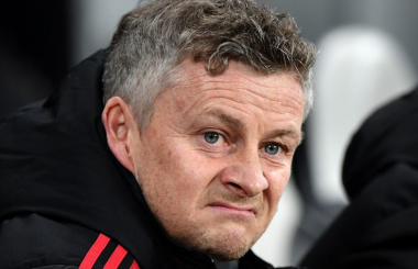 Job Security: Solskjaer under pressure after Palace loss