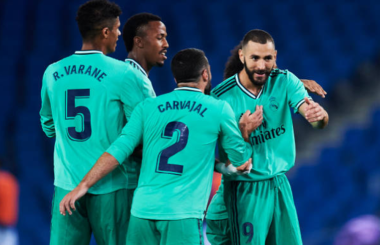 How Real Madrid could line-up versus Manuel Pellegrini's Real Betis