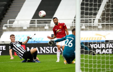 Bruno Fernandes: Player Rating and Performance v Newcastle