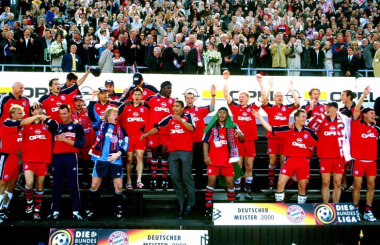 When Leverkusen blew it on the final day to let Bayern win again - Bundesliga in 1999/00