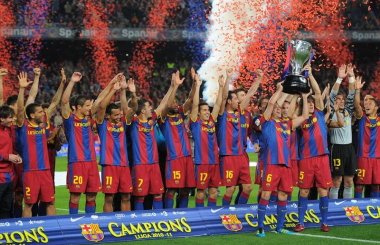 Barca edge Real in a season of all-out war - La Liga in 2010/11
