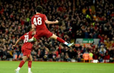 European Goals of the Week, 7 Jan: Curtis Jones, a star in the making