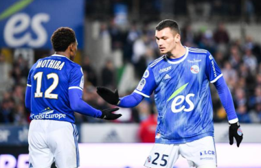 Ligue 1 Top Five, Round 13: Strasbourg Superstars