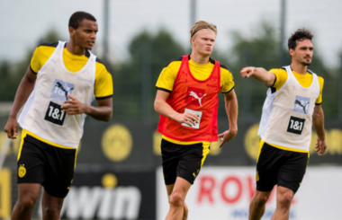 Back four for BVB - How Dortmund could line-up against Zenit