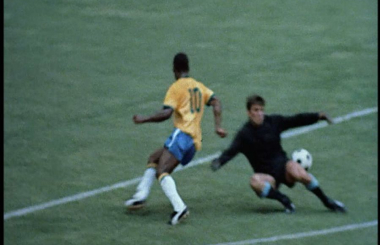 From Pele to Messi, a collection of football's greatest nearly-goals