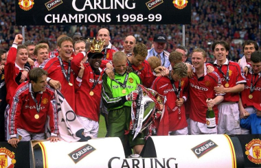 When United became immortal treble winners - the 1998/99 Premier League