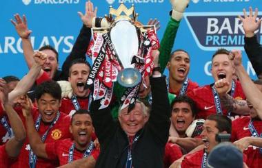 Premier League 2012-13: Sir Alex Ferguson retires with championship success