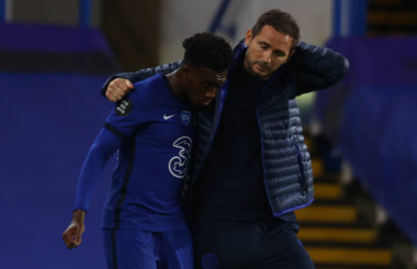 Hudson-Odoi in Lampard's plans, but talks to commence about his future