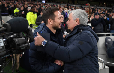 Mourinho reveals advice given to Lampard after Chelsea loss