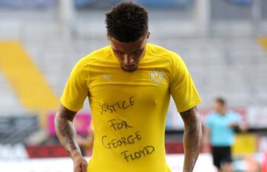 Jadon Sancho scores perfect 10 in Dortmund's thumping of Paderborn