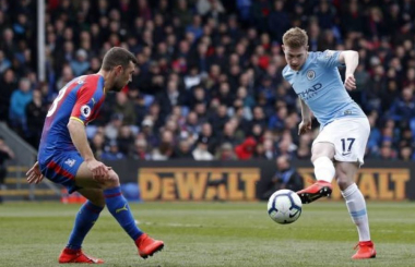 Five ways Kevin De Bruyne beats you