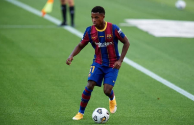 Forget Griezmann, Coutinho or Dembele - Barcelona should be building around Ansu Fati
