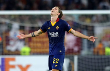 Italy's hottest talent Nicolo Zaniolo is back - and he's better than ever