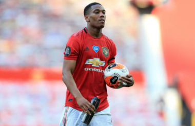 Anthony Martial is a '£100 million player'
