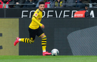 Jadon Sancho is a future Ballon d'Or winner