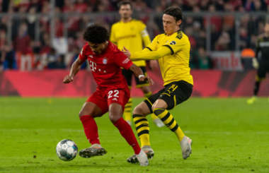 Dortmund v Bayern: Sancho set for first post-lockdown start in potential title decider