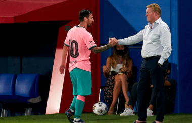 Why Messi staying is bad news for Koeman and Memphis