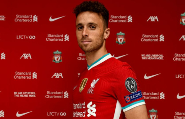 Diogo Jota gives Liverpool's front three something to think about