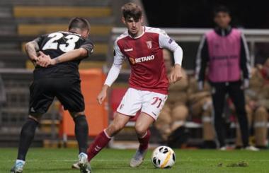 Rangers beware - Braga are one of European football's form teams