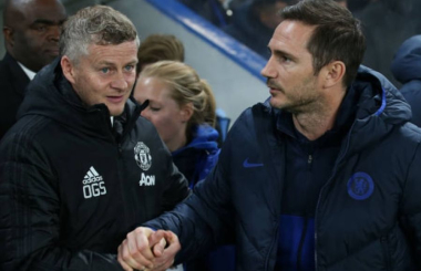 The Blues full strength - How Man Utd and Chelsea could line-up on Saturday