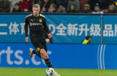 Bundesliga Top Five, Round 18: Dream Dortmund debut for Haaland