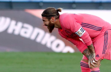 Crocked Sergio Ramos faces race to be fit for Barcelona clash