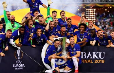 Baku final debacle overshadows Chelsea victory - Europa League 2018-19