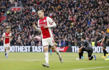 Eredivisie: Donny dominates Sparta in hard-fought Ajax win