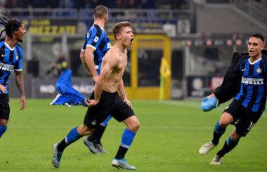 European Goals of the Week, Nov 13: Barella Bullet and Magical Messi