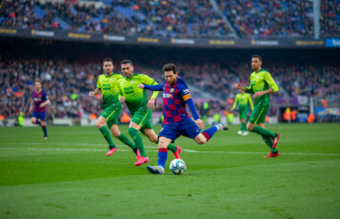 Majestic Messi bangs in four against Eibar in La Liga's best performance