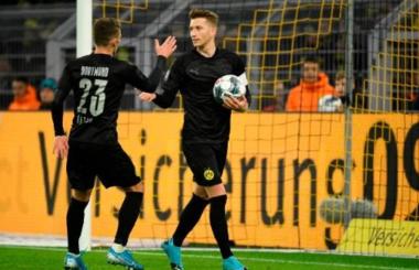 Bundesliga Top Five, Round 14: Reus and Sancho lead Dortmund rout