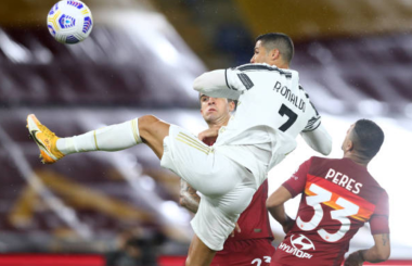 Cristiano Ronaldo: Player Rating and Performance v Roma