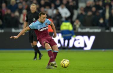 Premier League Top Five, Round 21: Noble kickstarts Moyes era at West Ham