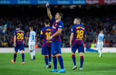 Luis Suarez is still a top forward - just not for Barcelona