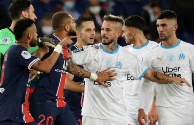 Pandemonium at the Parc: Neymar and PSG lose their heads in Marseille defeat