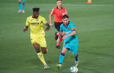 Lionel Messi: Player Rating and Performance v Villarreal