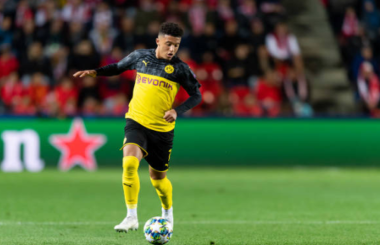Man Utd identify two Sancho alternatives