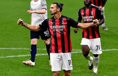 Zlatan Ibrahimovic: Player Rating and Performance v Bologna