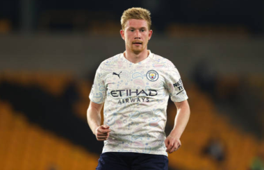 Kevin De Bruyne: Player Rating and Performance v Wolves
