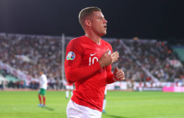 FC Player of the Day, Oct 14: Ross Barkley (England)