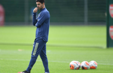 Arteta promises 'really busy' final week of the transfer window