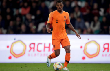 Euro Qualifying goals of the round, Oct 16: Wijnaldum bursts the net versus Belarus