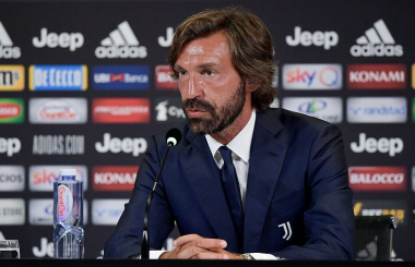 What Juventus' Andrea Pirlo thinks about football