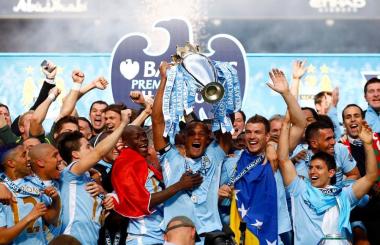 Premier League 2011-12: Aguero wins it in the last minute for Manchester City