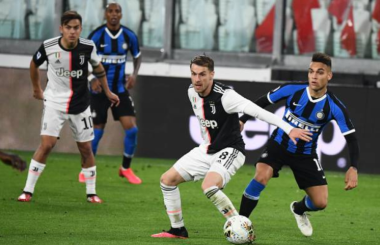 Serie A: Aaron Ramsey is Juve's hero in crunch clash against Inter